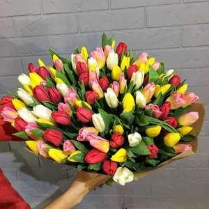 Тюльпаны, 5 шт