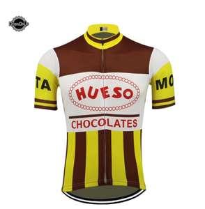 Футболка велосипедная именная HUESO (рр XXS - 5XL)