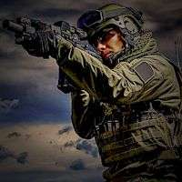 Sniper Battle - Call of Commando Shooting Games 3D