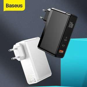GAN зарядное устройство Baseus 120W