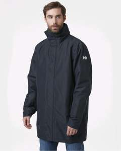 Пальто утепленное Helly Hansen Dubliner Insulated Long Jacket