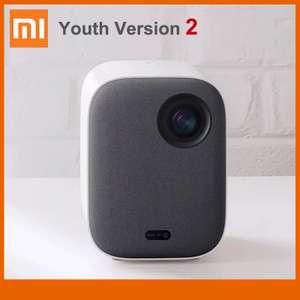 Портативный мини-проектор Xiaomi Mijia версия 2 1080p