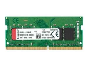 Оперативная память Kingston DDR4 2400 SODIMM 8 GB