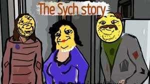 [PC] The Sych story (История Сыча)