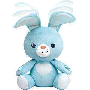 Распродажа игрушек, напр, мягкая игрушка-ночник WinFun Заяц