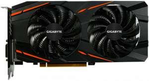 Видеокарта Gigabyte RX 580 8GB GAMING