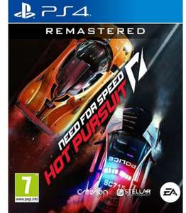 PS4 игра EA Need for Speed: Hot Pursuit Remastered