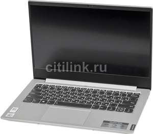 "Ноутбук LENOVO IdeaPad S340-14IIL (14"", IPS, Intel Core i3 1005G1, 8ГБ, 128ГБ SSD, Intel UHD Graphics , Free DOS) 81VV00DFRK, серый"