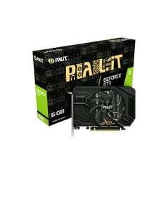 Видеокарта Palit GeForce GTX 1660 StormX 6 ГБ (из-за рубежа)
