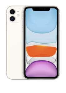 Смартфон Apple iPhone 11 256GB, белый, Slimbox