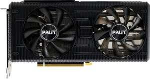 Видеокарта PALIT GeForce RTX 3060 Dual 12G, NE63060019K9-190AD