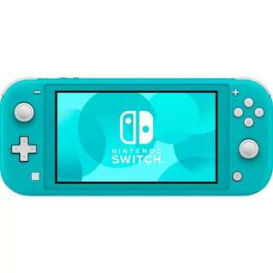 Игровая приставка Nintendo Switch Lite 32 ГБ
