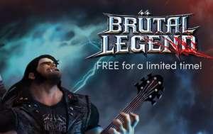 Brutal Legend БEСПЛАТНО до 22 ноября