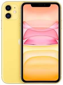 Apple iPhone 11 на 128 гб (разные цвета) + беспроводные наушники Jays