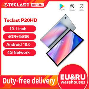 Планшет Teclast P20HD 10,1