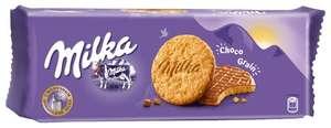Печенье Milka choco grain, 168 г