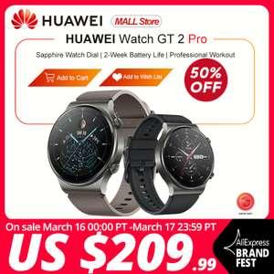 Смарт часы Huawei Watch GT2 Pro и Huawei Freebuds 3i