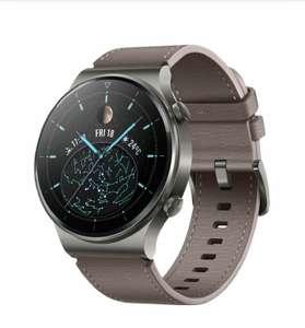 Смарт-часы Huawei Watch GT 2 Pro (Кожа), туманно-серый