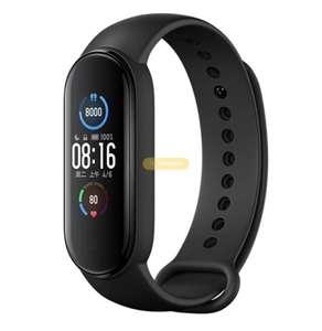 Умный браслет Xiaomi Mi Band 5 (CN), черный
