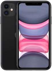 Смартфон Apple iPhone 11 64GB, черный, Slimbox