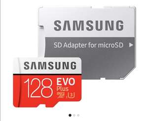 Карта памяти Samsung 128 GB MB-MC128HA