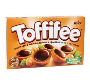 Конфеты Toffifee (125 гр)