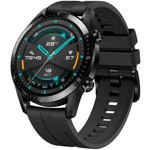 Умные часы Huawei Watch GT 2, 46 мм, матовый черный