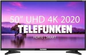 """[Не везде] Телевизор 50"""" Telefunken TF-LED50S56T2SU Ultra HD (4K) Smart TV"""