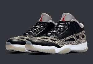 Мужские кроссовки Jordan Air Jordan 11 Retro Low IE (рр 40 и 44,5)