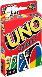 UNO Карточная игра Уно (Mattel)