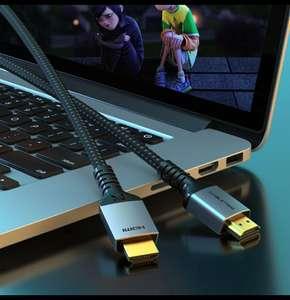HDMI кабель CABLETIME Premium HDR 8K/60Hz 4K/144Hz