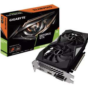 Видеокарта GIGABYTE PCIE16, GTX1650 SUPER, 4GB