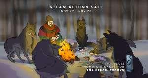 В Steam стартовала осенняя распродажа, которая продлится до 21:00 МСК 28 ноября.