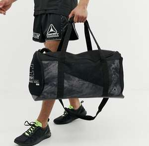 Cпортивная сумка Reebok combat grip