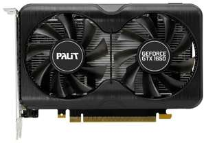 Видеокарта Palit Nvidia GeForce GTX 1650 Gaming Pro (NE6165001BG1-1175A)