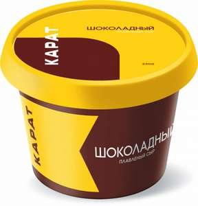 Сыр Карат плавленый шоколадный 30%, 230 г