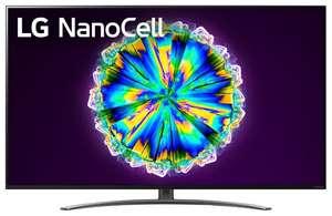 """Телевизор NanoCell LG 49NANO866 49"""" (2020), черный"""