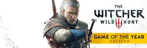 [STEAM] The Witcher 3: Wild Hunt - Game of the Year Edition