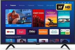 """ТВ Xiaomi Mi TV 4A 32 T2 Global 31.5"""" (2019)"""