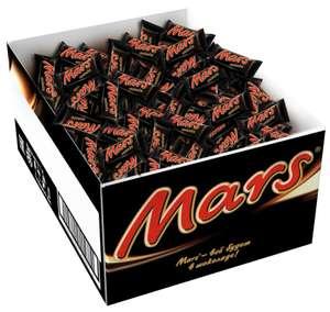 Шоколадные конфеты Mars Minis, 2,7 кг (376₽ за кг.)