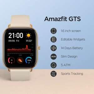 Умные часы Amazfit GTS с доставкой из России за 87$