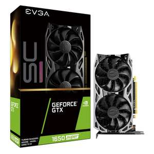 Видеокарта EVGA SC nVidia GeForce GTX 1650 Super 1755MHz 4096MB 12002MHz 128 bit RTL (04G-P4-1357-KR)