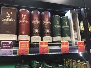 Скидки на виски в Винлаб (напр, Glenfiddich)