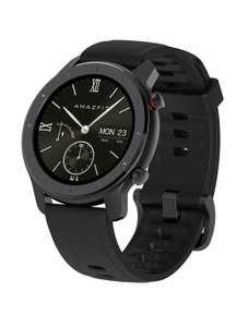 Смарт-часы Amazfit GTR 42mm (черный)