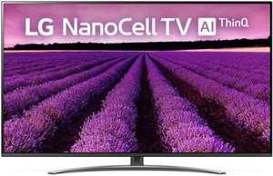 """[не везде] Телевизор 55"""" LG NanoCell 55SM8200PLA Ultra HD (4K) LED Snart TV"""