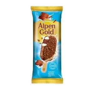 БЗМЖ Мороженое Эскимо Альпен Гольд 8% 90мл