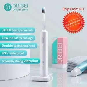 Электрическая зубная щетка Dr.Bei BET-C01