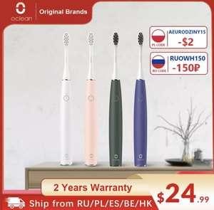 Электрическая зубная щетка Oclean Air 2 Sonic Mute Electric Toothbrush