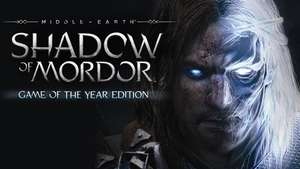 Middle-earth: Shadow of Mordor Game of the Year Edition (PC, SteamOS) за 2,96$