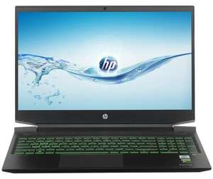 "Ноутбук HP Pavilion Gaming 16-a0057ur 16.1"" IPS 16 ГБ+256 ГБ"